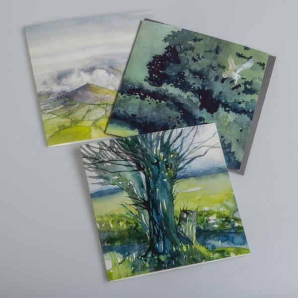 Glastonbury Card Set