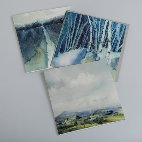 Distant Tor Card Pack