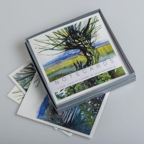 Willows Card Box